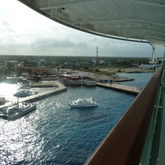Morning in Cozumel