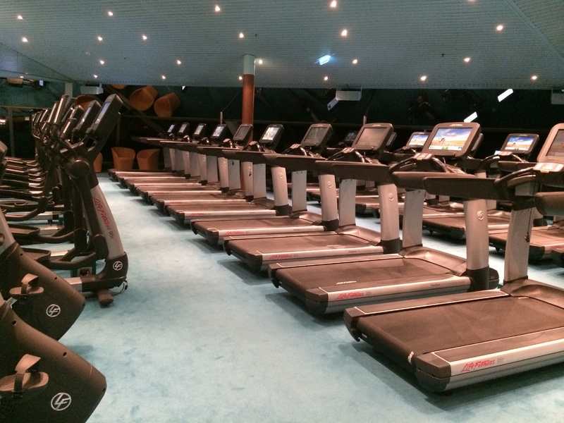 Gym - Carnival Sunshine