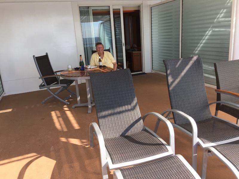Balcony Cabin 7212 On Celebrity Summit Category W4
