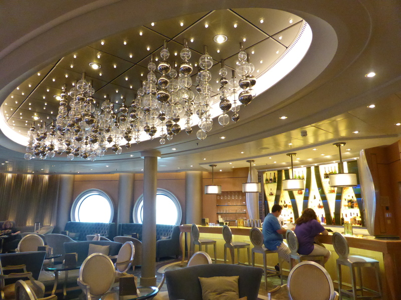 Lounge - Allure of the Seas