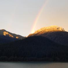 A Juneau morning