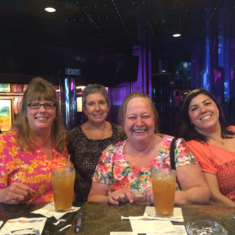 Bar on Carnival Sensation