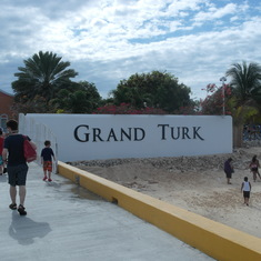 Welcome to Grand Turk