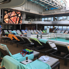 Lido Pool on Koningsdam