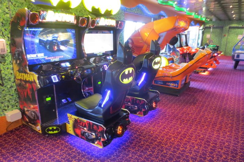 arcade room - Carnival Liberty