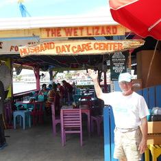 Belize Dock Area