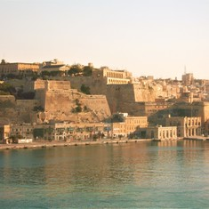 Valletta Harbour