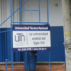 Thechnical University in town.