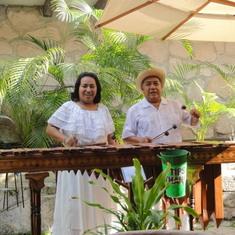 Cozumel - Pancho's Backyard Restaurant