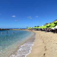 Basseterre, St. Kitts - St. Kitts' beach