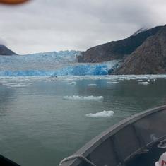 fiord glacier