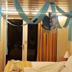 room surprise