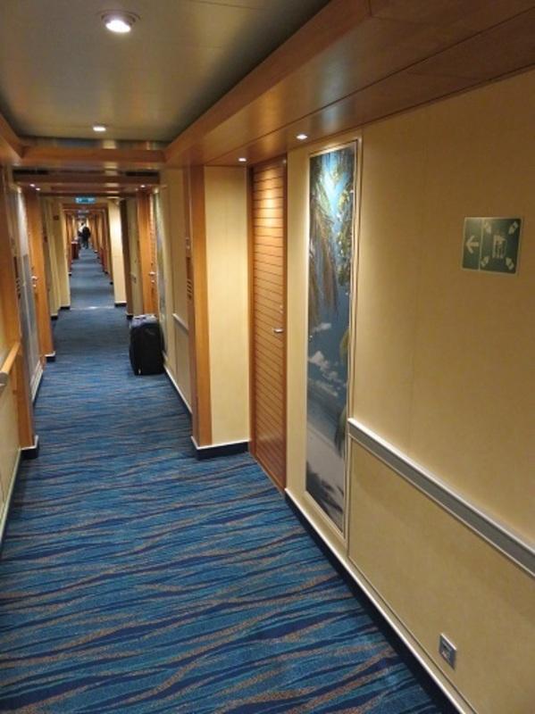 Hallway 2 - Carnival Vista