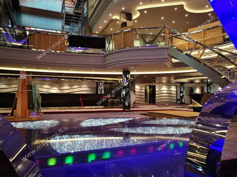 MSC Meraviglia, MSC Cruises - May 08, 2017