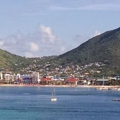 view of st thomas