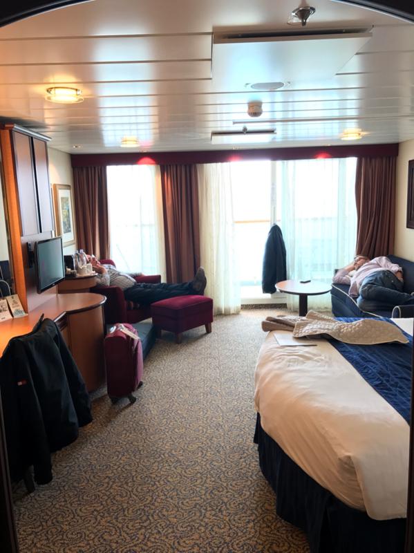 Serenade Of The Seas Cabin 1076