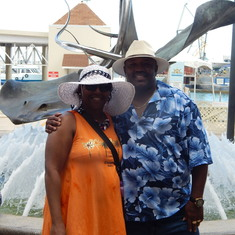 George Town, Grand Cayman - Out site seeing