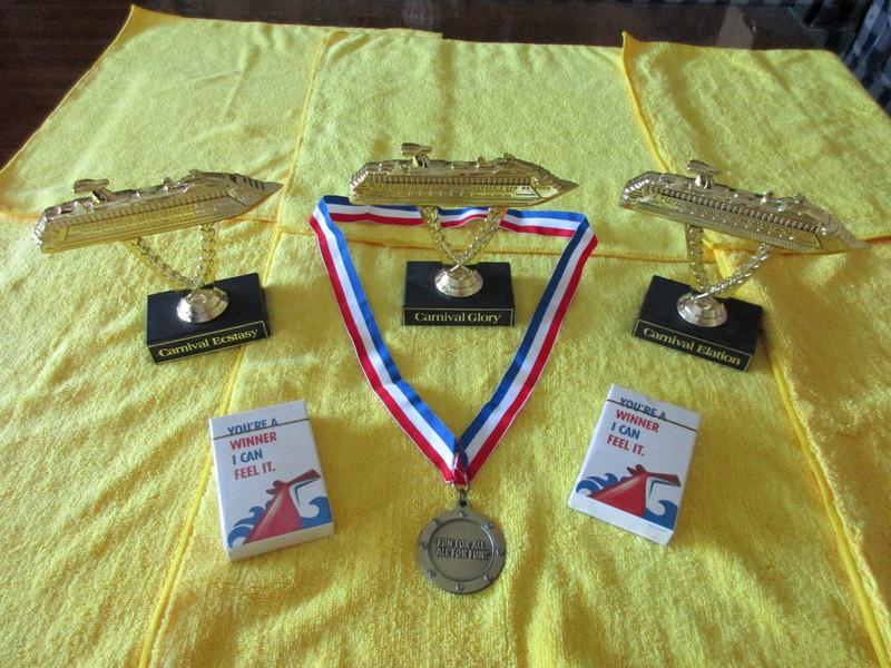 Winner - Carnival Glory