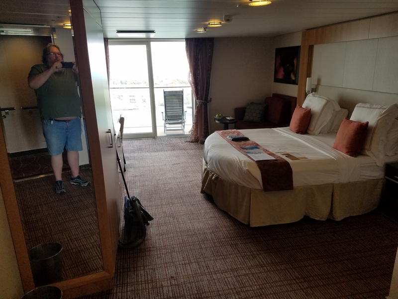 Balcony Cabin 1022 On Celebrity Silhouette Category C3