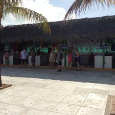Half Moon Cay souvenirs