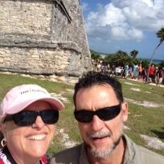 Cozumel, Mexico - Hul Ruins