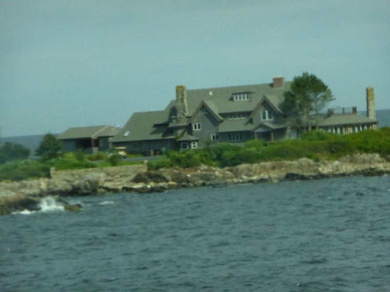 Bush Compound - Celebrity Summit