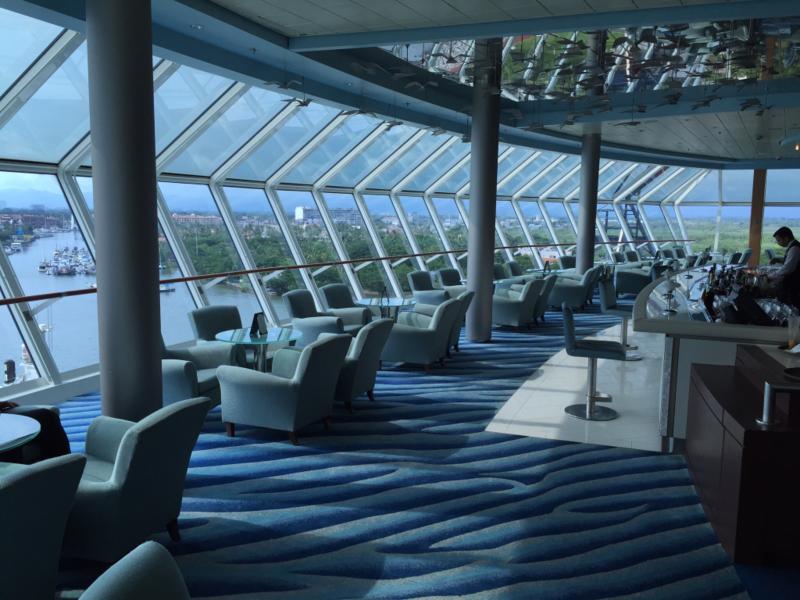 Balcony Cabin 7166 On Celebrity Infinity Category 2a