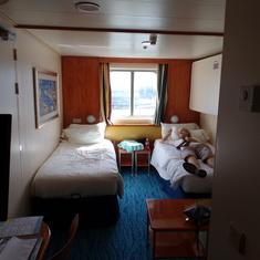 NCL cabin 7202