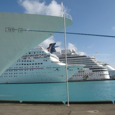 cruise on Norwegian Sky to Caribbean - Bahamas