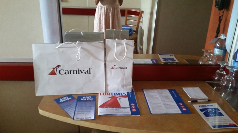 my gifts  - Carnival Ecstasy