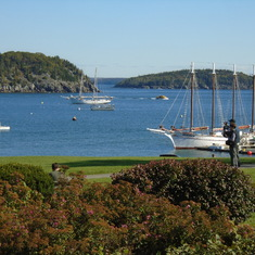 Bar harbour Maine