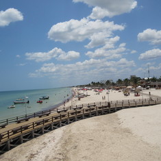 Progreso (Merida), Mexico - Beach