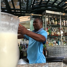 Michael-Bartender
