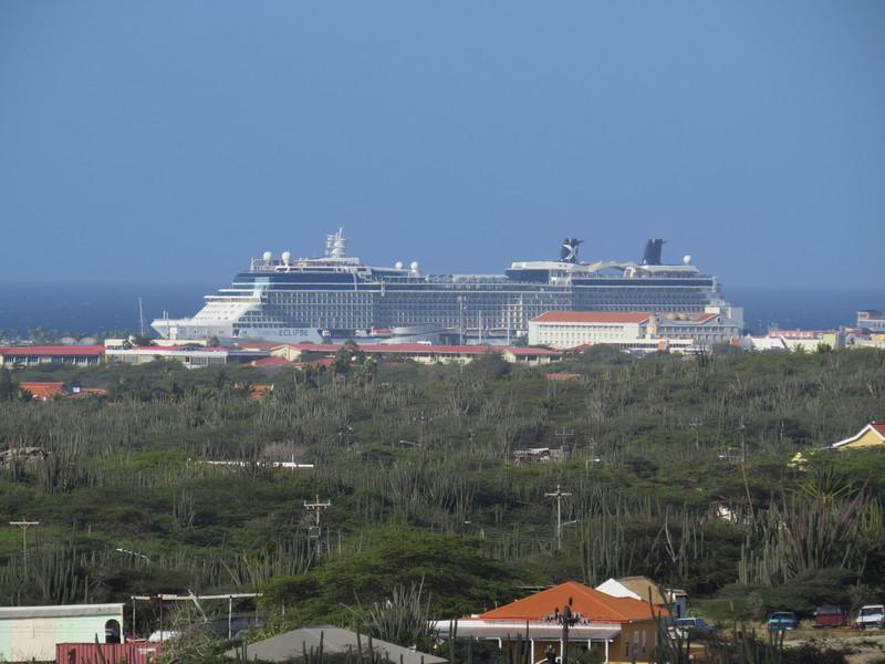 Oranjestad, Aruba - Eclipse