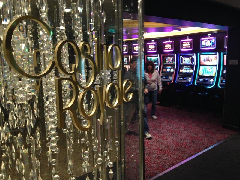 Quantum of the Seas Casino - Quantum of the Seas