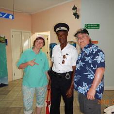 Popo in St. Lucia.