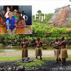 Fiji, Fire Dancers
