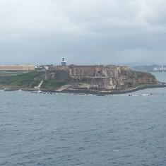 Puerto Rico - El Morro