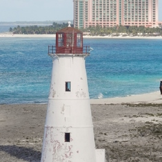 Nassau, Bahamas - I think almost everyone has a picture like this that's been to Nassau