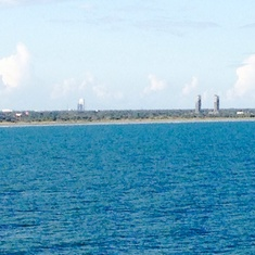 KSC launch pad