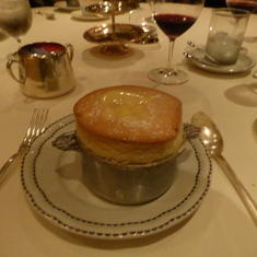 Grand Marnier Souffle - Normandie