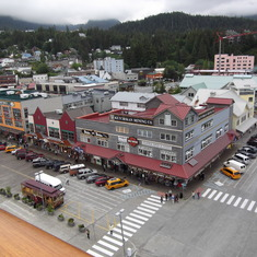Ketchikan, Alaska - Ketchikan from the ship