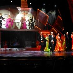 That's Dancing Production Show