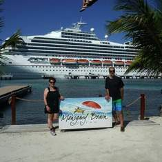 Mahogany Bay, Roatan, Bay Islands, Honduras - Mahogany Bay, Isla Roatan