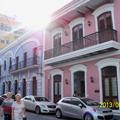 San Juan, Puerto Rico - Beautiful architecture.