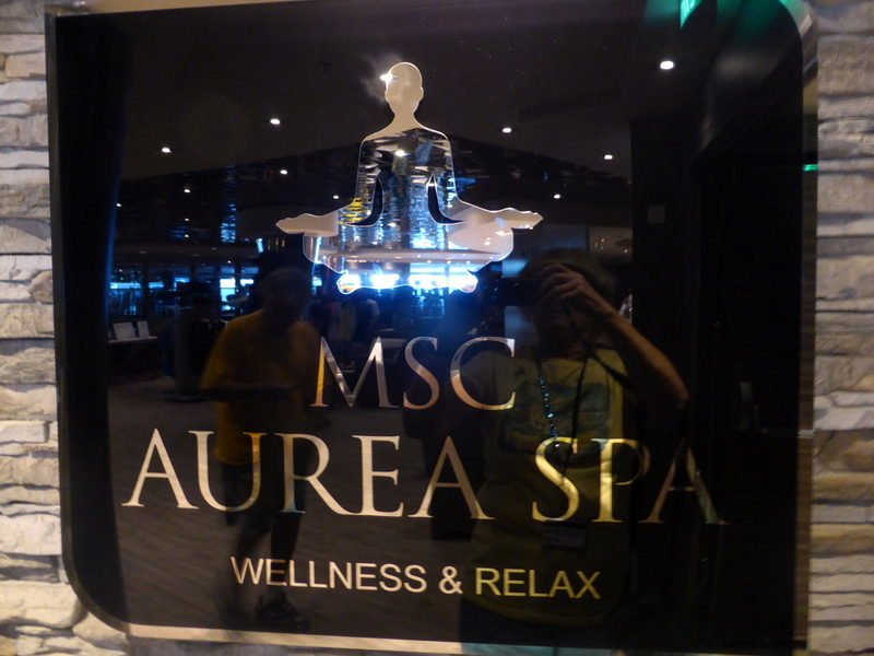 Wellness & Relax - MSC Divina