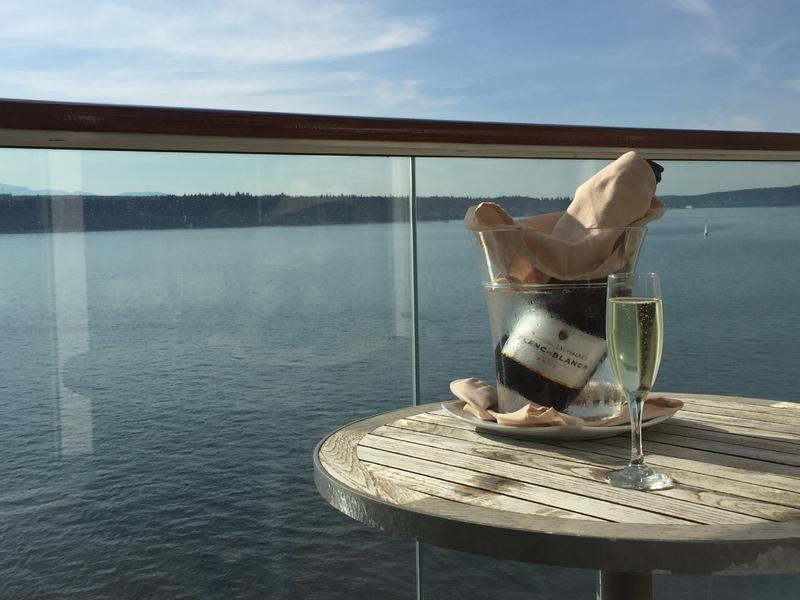 Seattle, Washington - Ideal Sail-Away