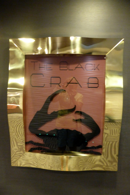 The Black Crab - Dining - MSC Divina