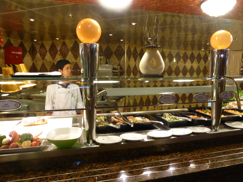 Buffet Selections - Carnival Dream