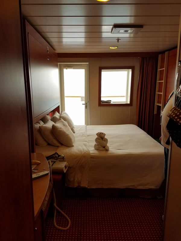 Carnival Fascination Cabins And Staterooms